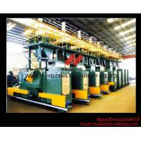 China Rust-Remove Shot Blasting Equipment / Sand Blasting Machine High Efficient wholesale