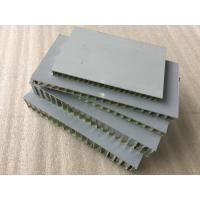 Quality Silver Aluminum Honeycomb Panels 12mm Thickness Anti - Static Corrosion Resistance for sale