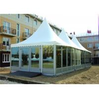 Quality Garden Wedding Pagoda Tents , Luxury Gazebo Tents 3m x 3m / 4m x 4m / 5m x 5m for sale