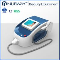 China Diode laser no pain non-invasive permanent hair removal laser machine Nubway wholesale