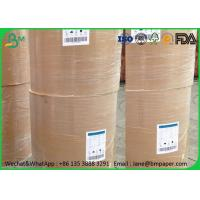 China 55 - 120gsm Woodfree Uncoated Paper , Double Sided Uncoated Offset Paper wholesale