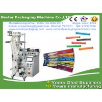 Quality High speed ice lolly packing machine,ice lolly packaging machine with touch for sale