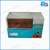 China IEC/ASTMD/BS Insulating oil tester/Transformer Oil Tester on sale