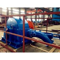 China Horizontal Pelton Turgo Turbine , Pelton Hydro Turbine Generator wholesale