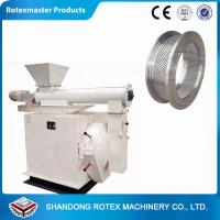 China YHKJ Ring die Animal Feed Pellet Machine FOR farm with Maize , wheat , soybean  material wholesale