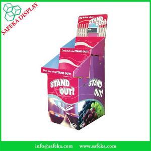 Quality Cardboard pop dump bin displays china Funko Free Standing Promotion Rack for sale