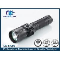 China Outdoor 1300LM shock - proof Rechargeable USB Torch Light with CE & Rohs wholesale