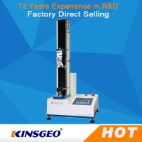 China China Supplier Electronic Universal Testing Machines Used Rubber / Plastic wholesale
