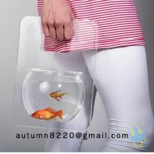 China Simple acrylic fish tank display wholesale
