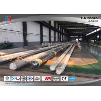 China 34CrNiMo6 Marine Precision Forging Carbon Steel Rudder Stock Large Scale wholesale