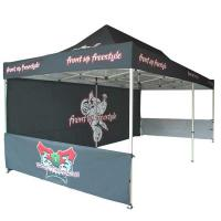 China 3 X 4.5M Heavy Duty Trade Show Tents Dye Sublimation Printing Type wholesale