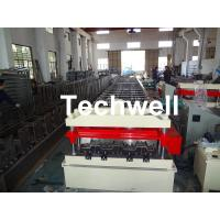 China Cr12 Automatic Galvanized Steel Sheet Floor Deck Roll Forming Machine PLC frequency control wholesale