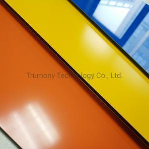 China 2mm 3mm 4mm Acp Aluminum Composite Panel Digital Printing Advertisement Signboard wholesale