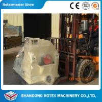 Quality Hard Wood Pellet Grinding Mill / Small Capacity Multi functional Hammer Mill for sale