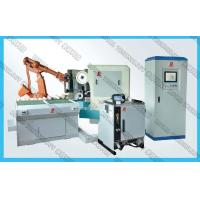 China Faucets Industrial Automatic Robot Grinding Machine With 2 Robot Cell wholesale