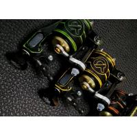 China Electric True Brass Pro Rotary Tattoo Gun Body Tattoo With Alloy Material wholesale