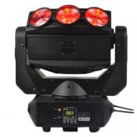 China Professional 9*10W RGBW 4IN1 QUAD LED Moving Head Phantom Light Beam Effect  X-108 wholesale