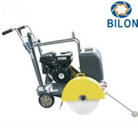 Buy cheap Small Gasoline Power Road Cutting Machine 9 HP Mobile Concrete Crack Filler from wholesalers