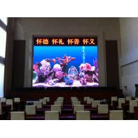 China High Brightness 4K P 5mm Advertising LED Display For Indoor , 40000dot / ㎡ wholesale