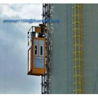 China 500kg New Design Model SC50 Building Hoist for Cranes Tower with Cable Trolley wholesale