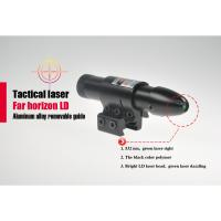Quality Tactical green beam laser sight with rail mount for sale
