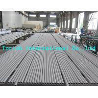China EN 10088-2 Cold Drawn Stainless Steel Tube For General Purposes Corrosion Resisting wholesale