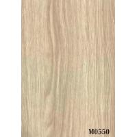 China White Vivid Texture Wood Grain Paper Surface Smooth Environment - Friendly wholesale