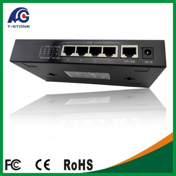 4 ports mini gigabit ethernet switch industrial poe switch tsd pse204g shenzhen of - Mini switch ethernet 3 ports ...