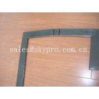 Quality Durable Rubber frame strips Molded Rubber Products for Flooring / gasket for sale