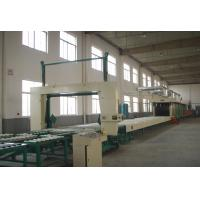 China Auto Memory Mattress Manufacturing Machines , Flexible Polyurethane Foam Production With Siemens Inverter wholesale