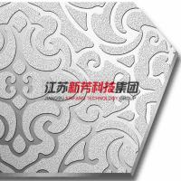 China Press Mould Geometrical Pattern Stainless Steel Press Plate 3-6mm thickness HS code 84802000 wholesale
