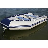 China 2.3m Inflatable Fishing Boats With Air Deck , Lightweight Rigid Inflatable Boat wholesale
