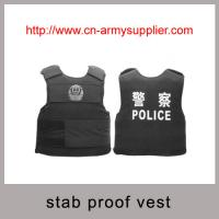 China Wholesale Low Price Bulletproof Polypropylene PP Stab proof vest wholesale