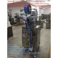 Quality vinegar packaging machinery ,vinegar vertical packing machine for sale