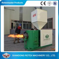 China YGF-180 5.25kw Biomass Pellet Burner / Wood pellets burner for gas boiler use wholesale