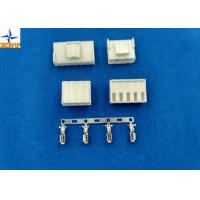 China 15P Housing Power Splitter Cable PA66 Crimp Connector Single Row With VH Brass Contact wholesale