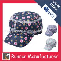 Buy cheap High Quality China Army Cap Wholesale from wholesalers
