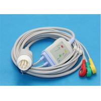 China Philips M1733a ECG Patient Cable Reliable Medical TPU Cable Material wholesale
