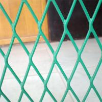 China Powder Coated Decorative Expanded Copper Mesh Roll Corrosion Resistance wholesale