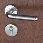 China SUS304 Easy Installation Escutcheon Lock Mortise Lock Set For 38 - 55 mm Door wholesale