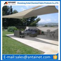 100% HDPE sun shade net / shade sail for factory in Chian