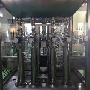China 1000ml Cosmetic Filling Machine wholesale
