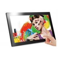 China TFT video Portable digital photo frame 1080p support USB HDD wholesale