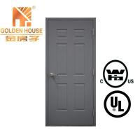 China UL WHI FM steel fire rated door wholesale