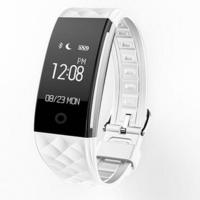 Quality Bluetooth Heart Rate Smart Bracelet Android IOS Waterproof sleep monitoring wirstband for sale