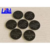 China Green Power CR2016 Button Batteries Rechargeable 3V 20MM  * 1.6mm wholesale