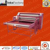 China Automatic Roller Heat Press Machine for Cloth wholesale