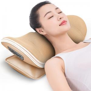 China Electric Shiatsu Massage Pillow Accelerate Blood Circulation Relieve Fatigue wholesale