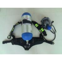 China 6.8L 30MPa RHZK Self Contained Breathing Apparatus SCBA / Portable Emergency Escape Breathing Apparatus wholesale