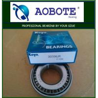 China Koyo 30206JR Tapered Roller Bearing , Stainless Steel Roller Bearing wholesale